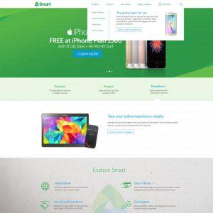 Smart Landing Page